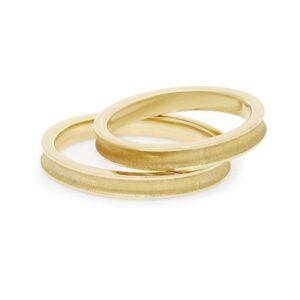 fede matrimonio comete oro giallo