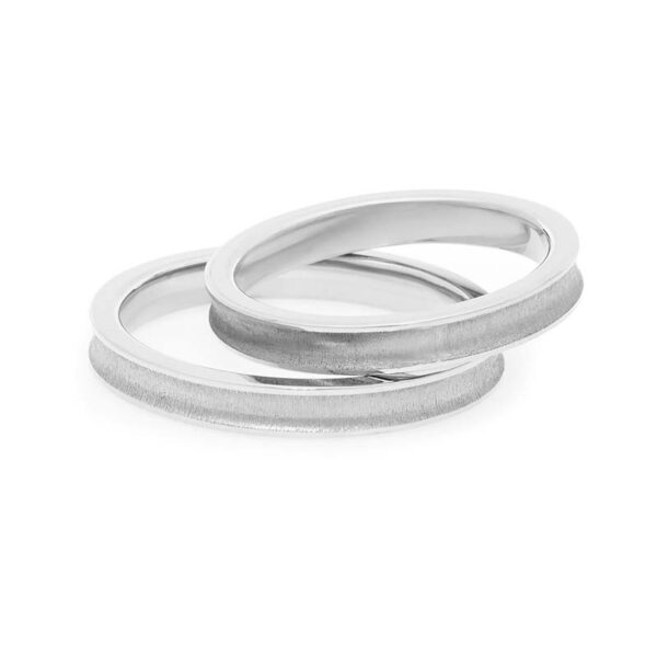 fede matrimonio comete oro bianco