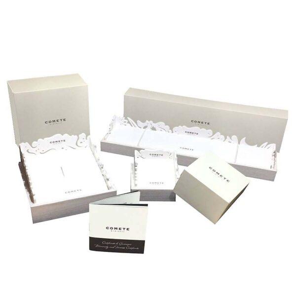 scatola comete gioielli