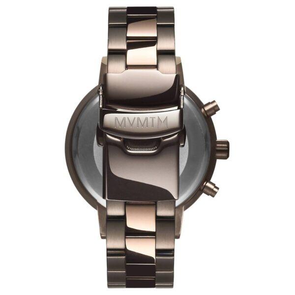 orologio donna MVMT minimal titanio e rosa