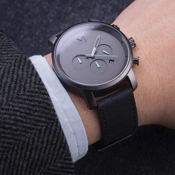 orologio mvmt nero uomo