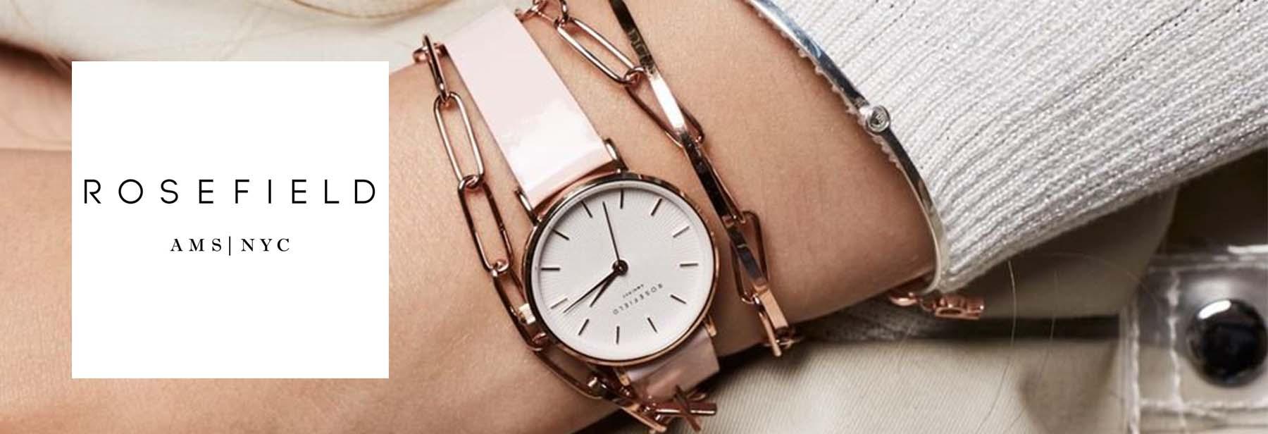 rosefield orologi donna minimal
