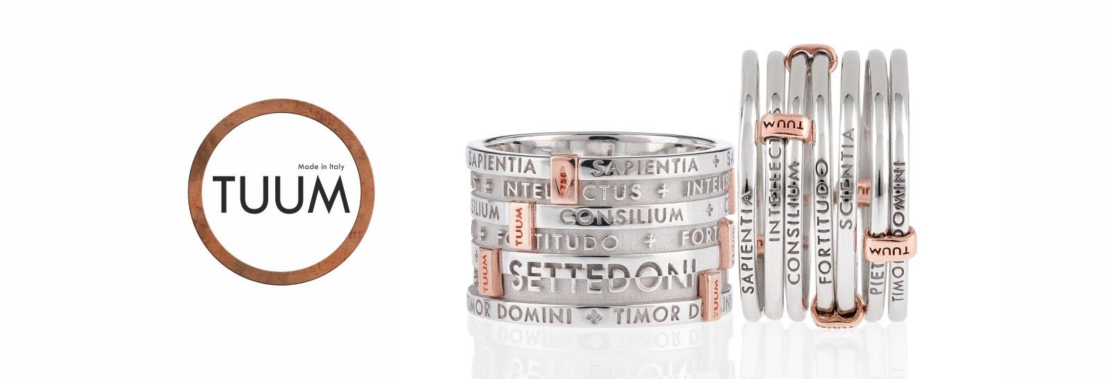 anello preghiera-argento-oro