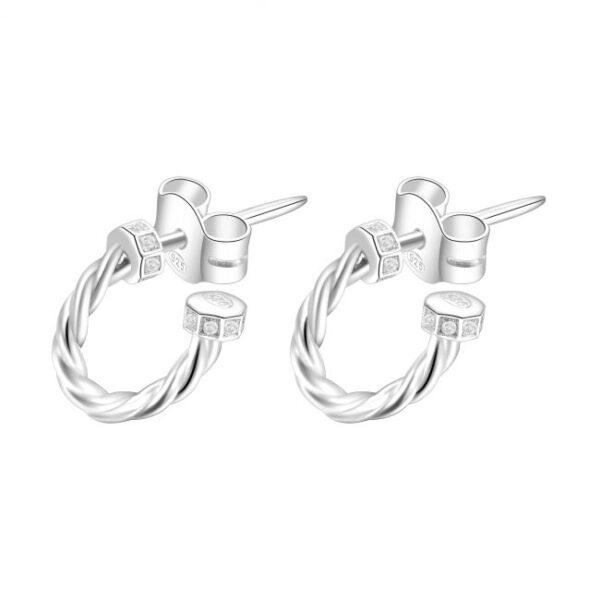 anelle in argento per ciondoli pendenti