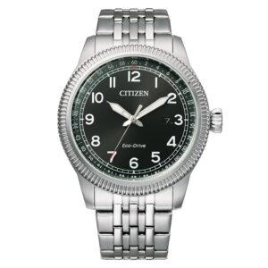 orologio citizen uomo quadrante nero