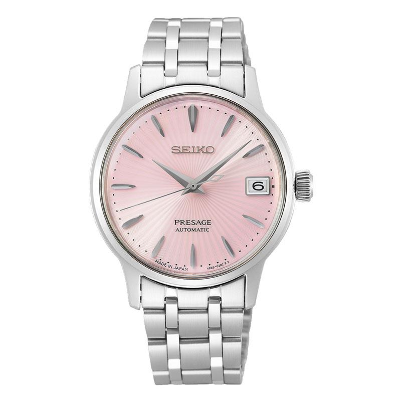 orologio donna quadrante rosa seiko