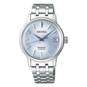 orologio donna quadrante azzurro seiko