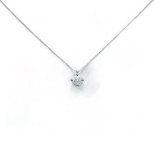 collana miluna puntoluce diamante