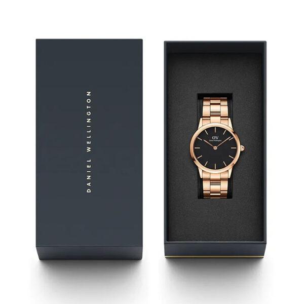 orologio Paulo Dybala DW nero oro rosato