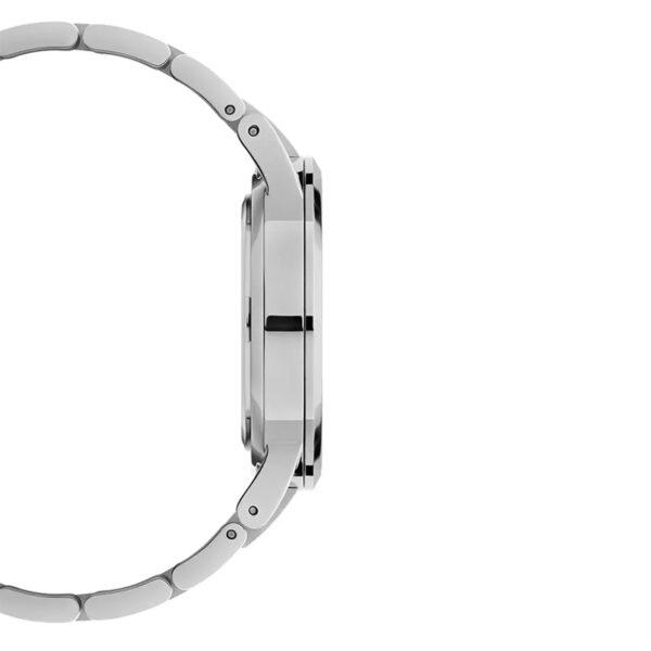 orologio dw acciaio quadrante nero nuovo