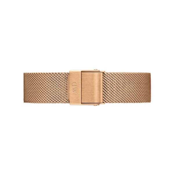 cinturino oro rosa dw 32