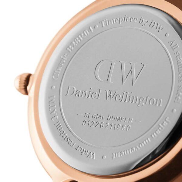 cassa dw orologio oro rosa dw 28
