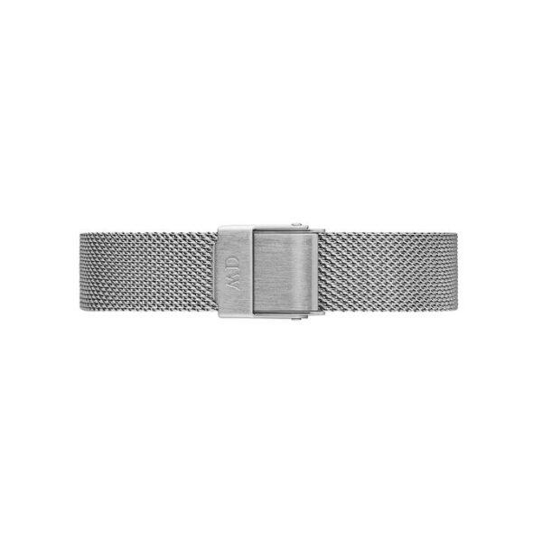 cinturino dw argento maglia milano
