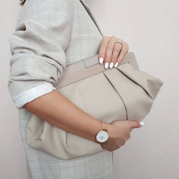 indosso dw modella minimal elegante oro rosa bianco