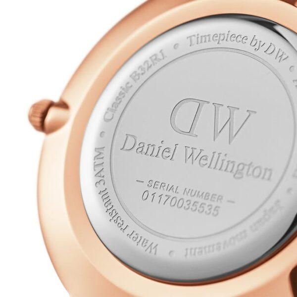 DW00100317 orologio daniel wellington petite rosewater