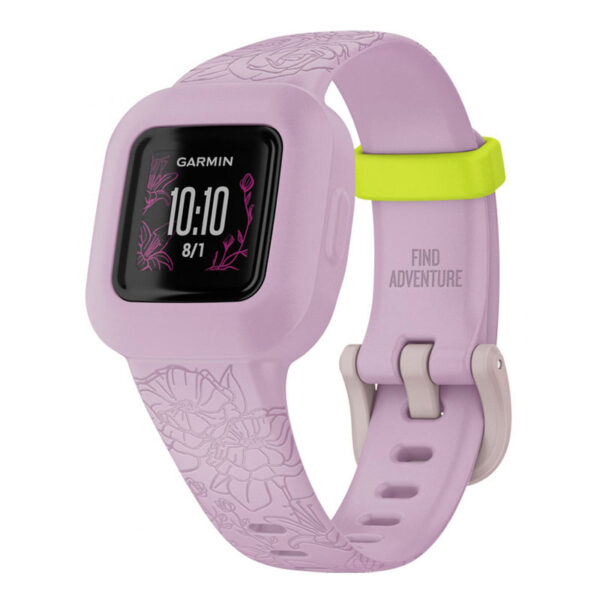 orologio smartwatch gps bimba bambina viola