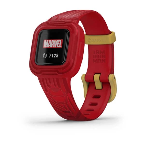 orologio smartwatch per bambino iron man
