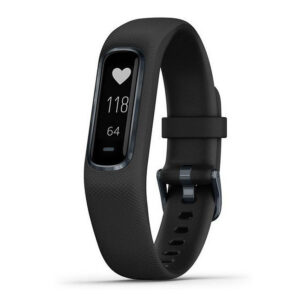 smartwatch band fitness donna nero piccolo garmin