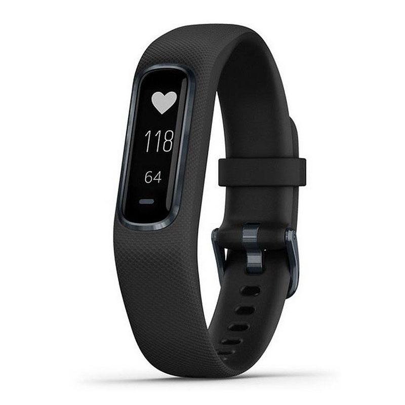 smartwatch band fitness donna nero piccolo garmin