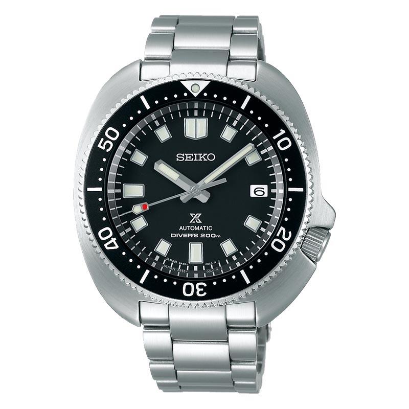 orologio automatico uomo resistente acqua sub nero
