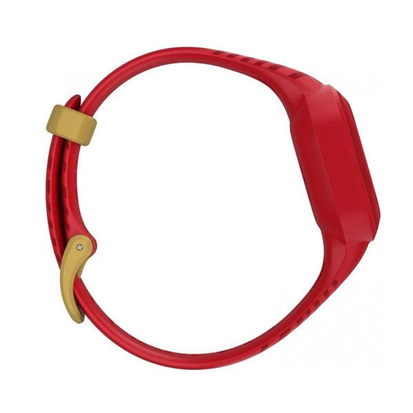 orologio smartwatch garmin per bambino rosso