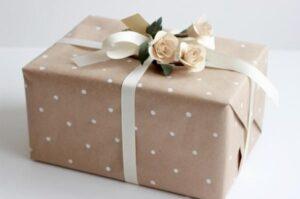pacchetto pacco regalo