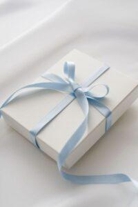 pacchetto regalo ragazza cresima