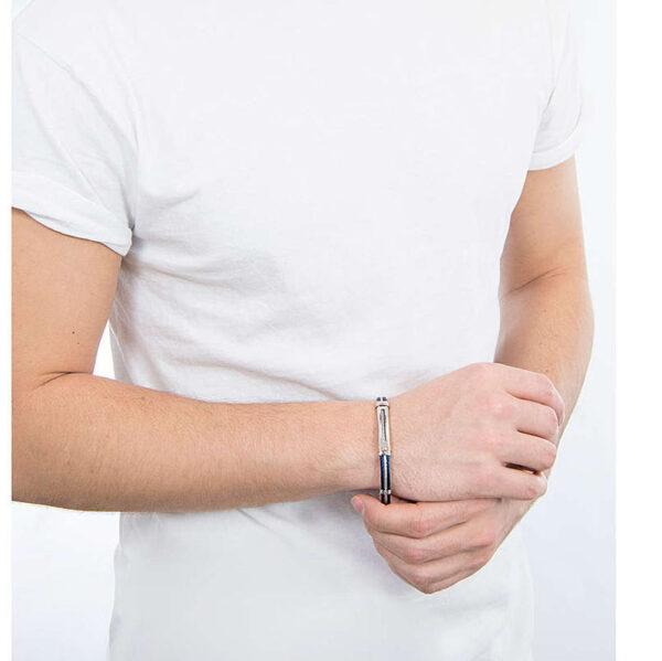 bracciale-cavetto-piastra-acciaio-regolabile-uomo-comete-gioielli-wire-ubr-960