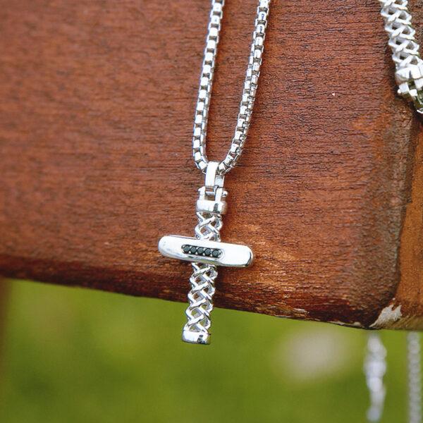 collana-uomo-argento-croce-gioielli-comete-ugl-643