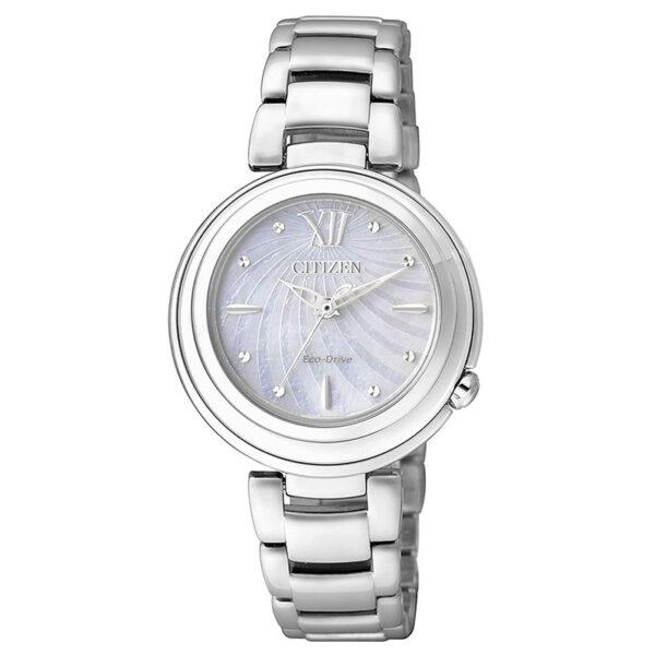 orologio da donna citizen in acciaio