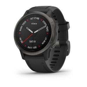 Garmin-Fenix-6s-Sapphire-carbon-Black-silicone-sensore-pulseOX-010-02159-25