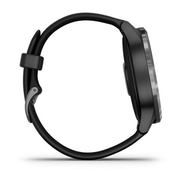 Smartwatch-Garmin-Vivoactive-4-Nero-Silicone-Black-Slate-fitness-Cardio-010-02174-12