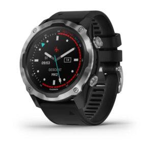smartwatch subaqueo professionale garmin descent mk2 nero
