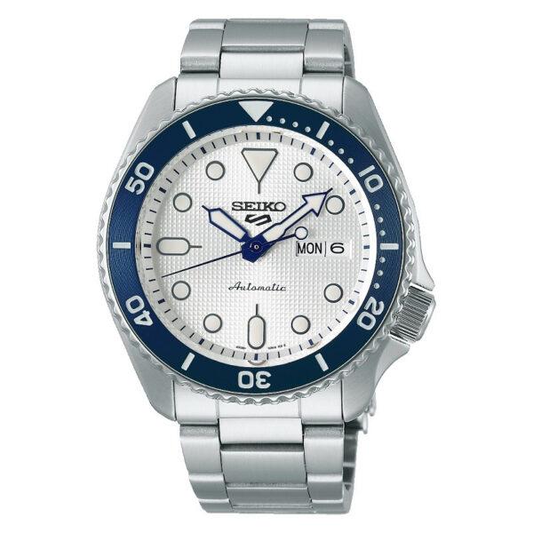 seiko-5-sports-automatico-limited-140th-bianco-blu-srpg47k1