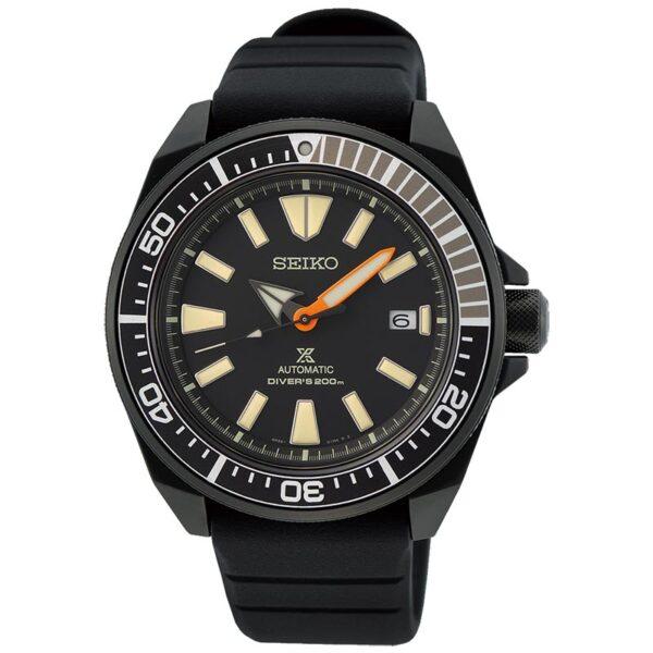 orologio uomo automatico nero seiko prospex